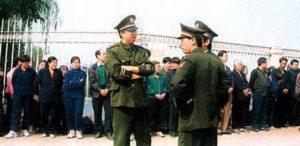 Фалуньгун не запрещен в Китае, но репрессии продолжаются