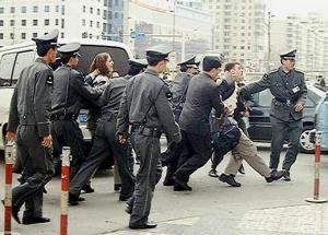 преследование Фалуньгун, Китай,