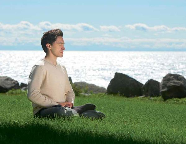 Медитация, Фалуньгун