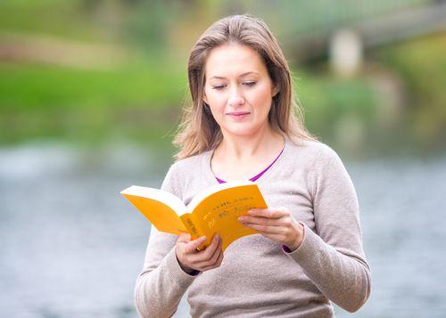 Фалуньгун, книга, чтение,