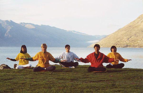 Фалуньгун, медитация, истории из жизни