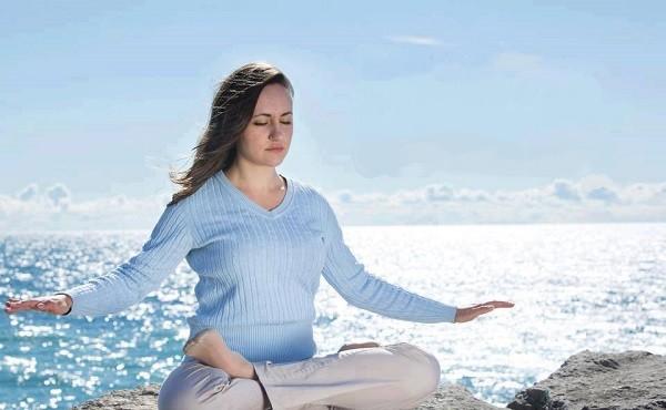 медитация, упражнения Фалуньгун