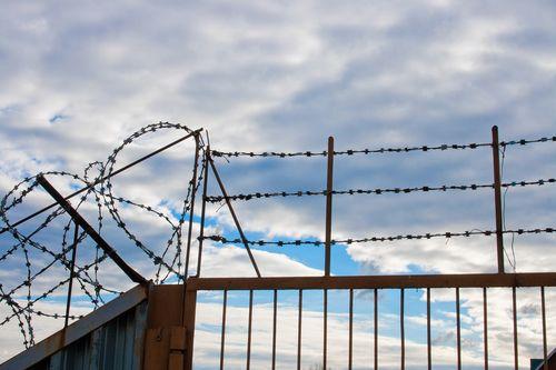 тюрьма,