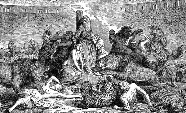 преследование христиан